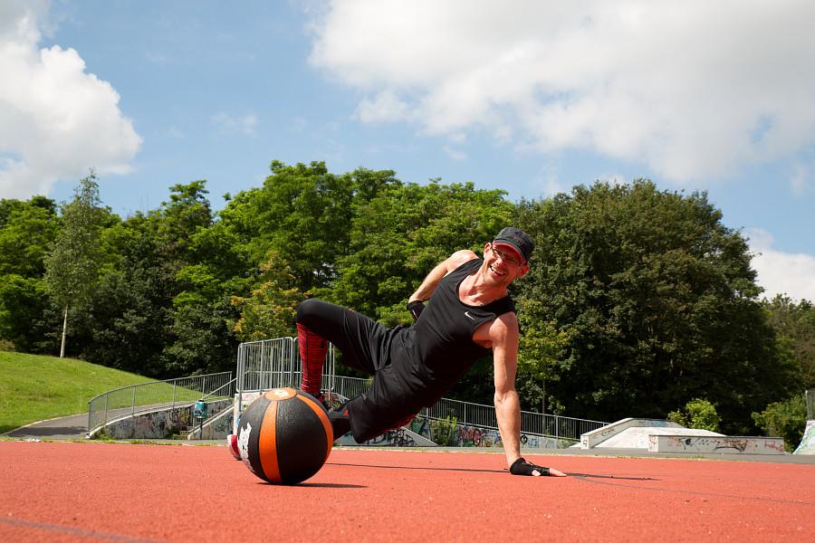 Stefan Kuschmann Ärztlich geprüfter Personal Trainer Personal Training Frankfurt
